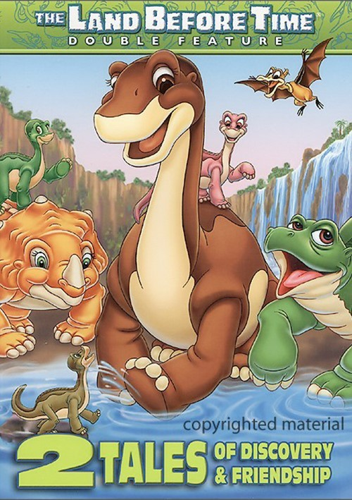 Land Before Time, The: 2 Tales Of Discovery And Friendship Movie