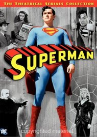 Superman Serials: The Complete 1948 & 1950 Collection Movie