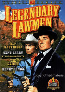 Legendary Lawmen Double Feature Movie