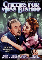Cheers For Miss Bishop (Alpha) Movie
