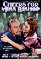 Cheers For Miss Bishop (Alpha) Movie
