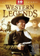 Western Legends: 50 Movie Pack Movie
