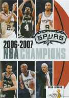 NBA Champions 2007: San Antonio Spurs Movie
