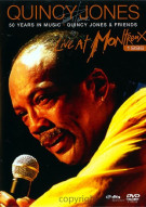 Quincy Jones: Live At Montreux 1996 Movie