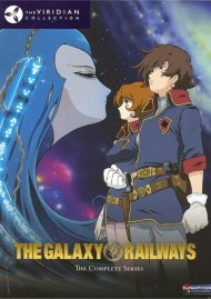 Galaxy Railways, The: The Complete Series Movie