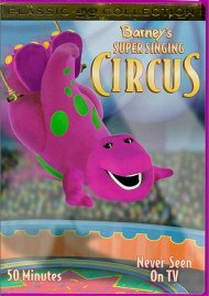 Barney: Barneys Super Singing Circus Movie