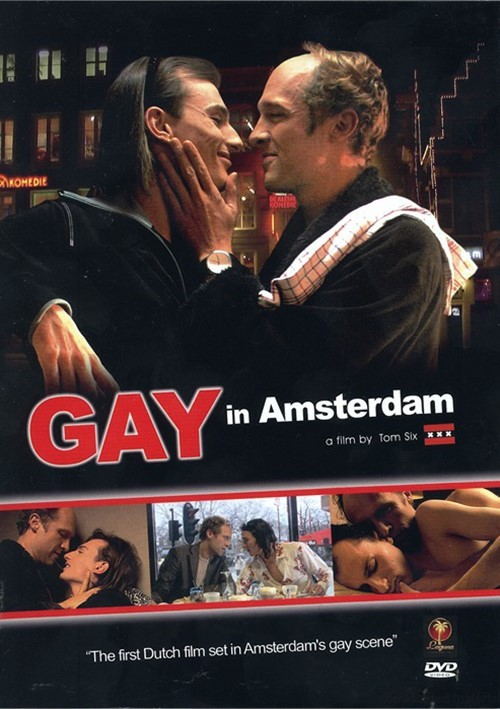Gay In Amsterdam Movie