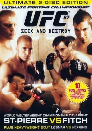 UFC 87: Seek and Destroy - St. Pierre VS Fitch Movie