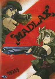 Madlax: Complete Collection (Re-Packaged) Movie