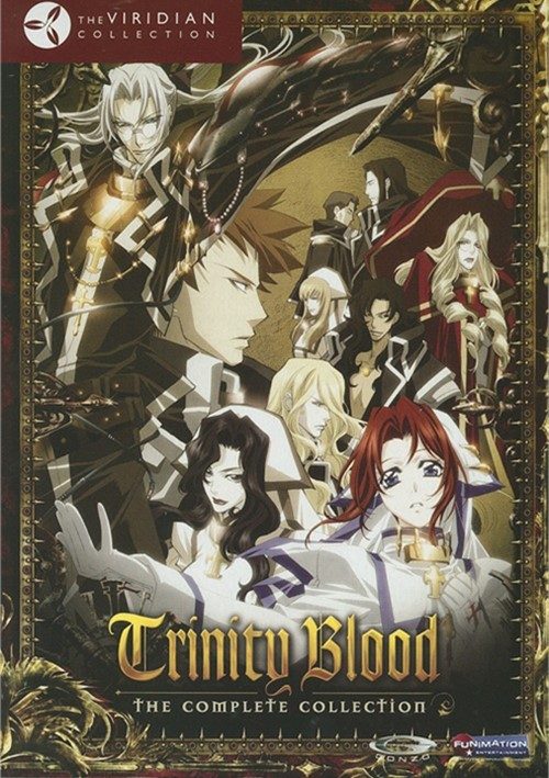 Trinity Blood: The Complete Collection Movie