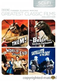 Greatest Classic Films: Sci-Fi Adventures Movie