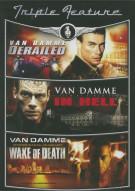 Van Damme Triple Feature Movie