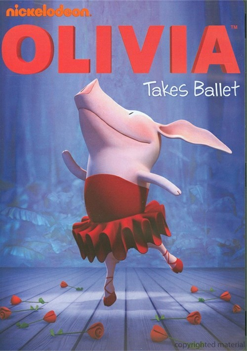 Olivia Takes Ballet Movie