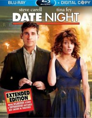 Date Night: Extended Edition Blu-ray