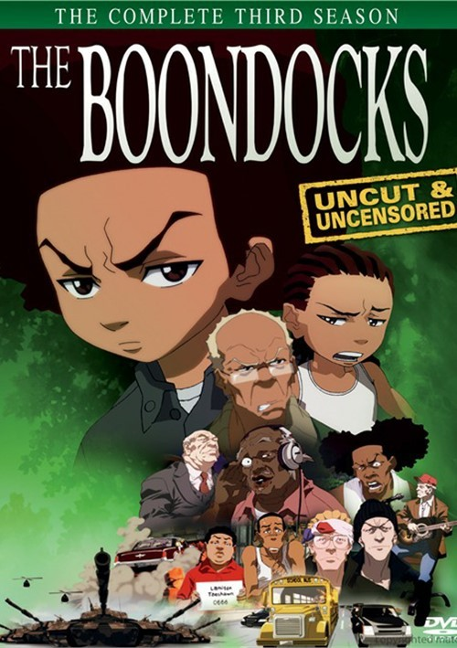 Boondocks, The: The Complete Third Season Movie