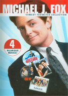 Michael J. Fox Comedy Favorites Collection Movie