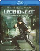 Legend Of The Fist: The Return Of Chen Zhen (Blu-ray + DVD Combo) Blu-ray
