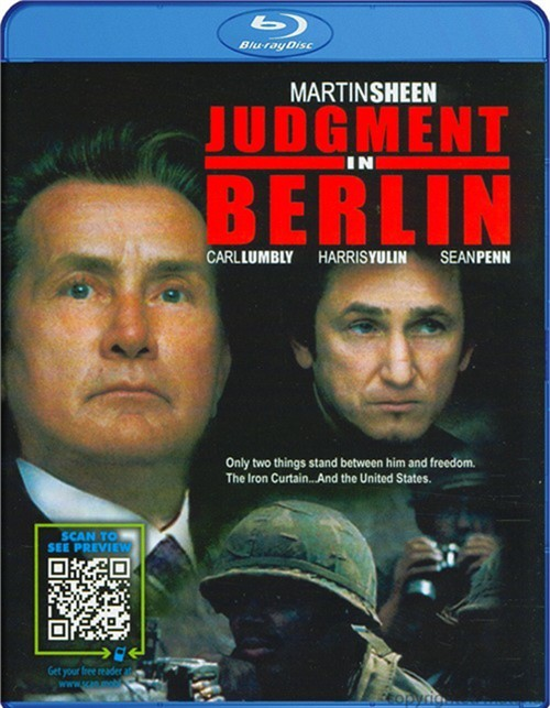 Judgment In Berlin Blu-ray