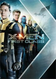 X-Men: First Class Movie