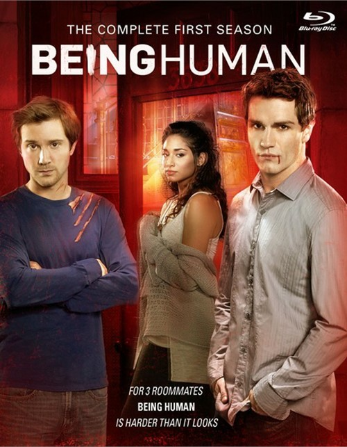 Being Human: The Complete First Season Blu-ray