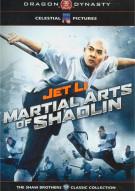 Martial Arts Of Shaolin Movie