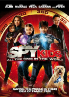 Spy Kids: All The Time In The World Movie