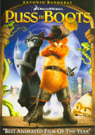 Puss In Boots (Double DVD Pack) Movie