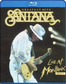 Santana: Live At Montreux 2011 Blu-ray