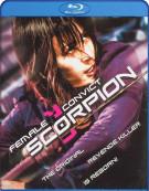 Female Convict Scorpion Blu-ray
