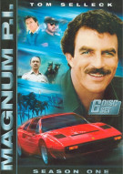 Magnum P.I.: The Complete First Season (Repackage) Movie
