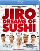 Jiro Dreams Of Sushi Blu-ray