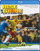 Rise & Shine: The Jay Demerit Story Blu-ray