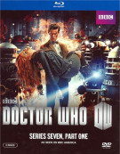 Doctor Who: Series Seven - Part One Blu-ray