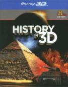 History In 3D Blu-ray