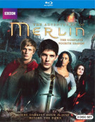 Merlin: The Complete Fourth Season Blu-ray