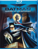 Batman: Mystery Of The Batwoman Blu-ray