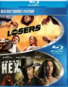 Losers, The / Jonah Hex (Double Feature) Blu-ray