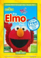 Big Elmo Fun (Repackage) Movie