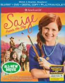 American Girl, An: Saige Paints The Sky (Blu-ray + DVD + Digital Copy + UltraViolet) Blu-ray