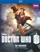 Doctor Who: The Snowmen Blu-ray