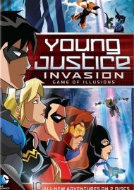 Young Justice: Season Two - Part 2 - Game Of Illusions Movie