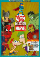 Phineas And Ferb: Mission Marvel Movie
