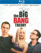 Big Bang Theory, The: The Complete First Season Blu-ray