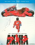 Akira (Blu-ray + DVD Combo) Blu-ray