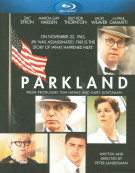Parkland Blu-ray