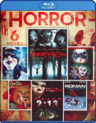 6 Movie Horror Collection Blu-ray