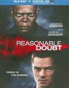 Reasonable Doubt (Blu-ray + UltraViolet) Blu-ray