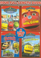 Chuggington: 4 Pack Movie