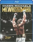 WWE: Shawn Michaels - Mr. Wrestlemania Blu-ray