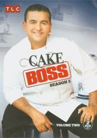 Cake Boss: Season 5 - Volume 2 Movie
